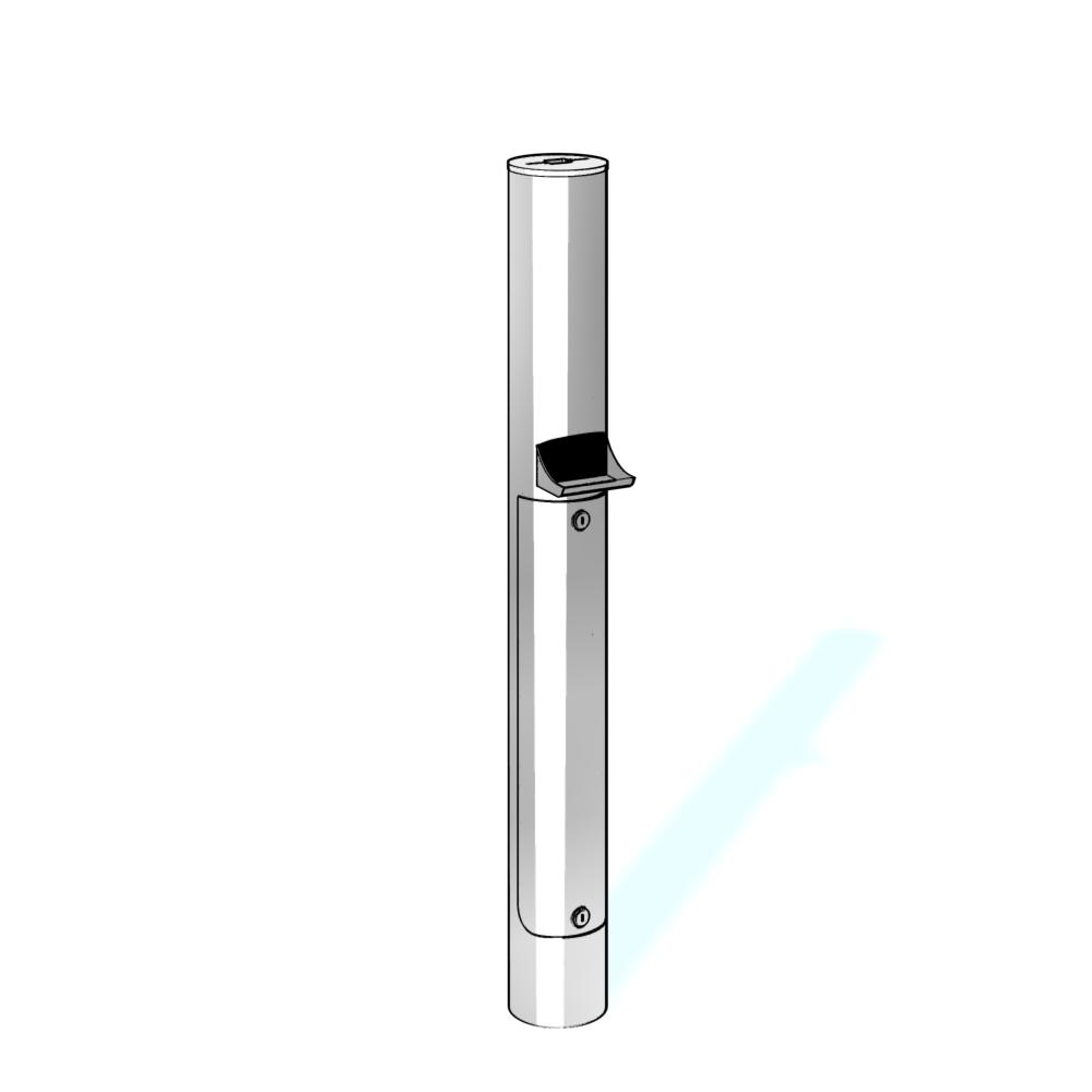 Leserstandsäulen CRP-M01 von dormakaba: Vertrieb, Montage, Wartung RSD access systems