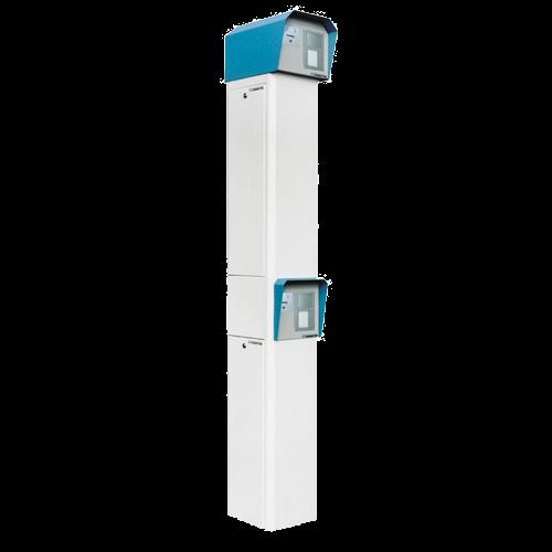 Standsäule PKW/LKW 2250 für Zutrittskontrollen oder Gegensprechanlagen von Elka: Vertrieb, Montage, Wartung RSD access systems