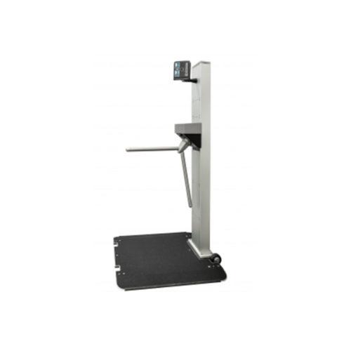 Mobile Zugangskontrolle mit Temperaturscanner Axgo TN02 MC von BG Drives: Vertrieb, Montage, Wartung RSD access systems